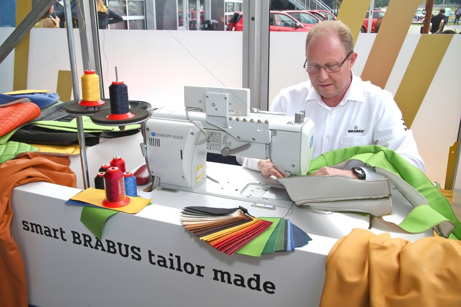 Brabus tailor made