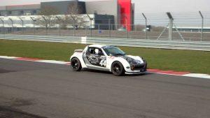 smart roadsters racecar
